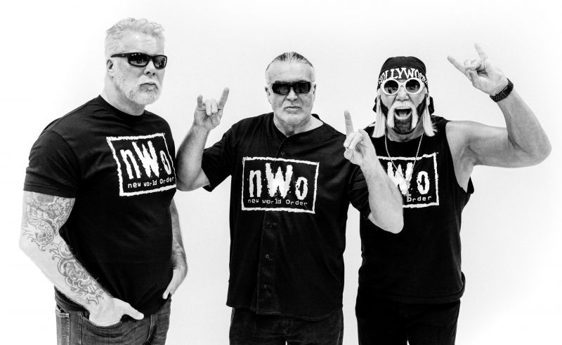 The nWo is for life brother!