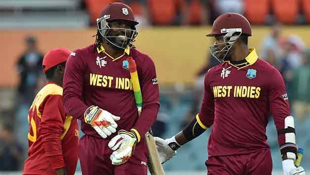 Image result for Chris Gayle, Marlon Samuels - 372 runs