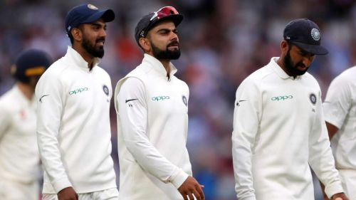 The Indian team could have clinched the Test series if they had been more resilient.