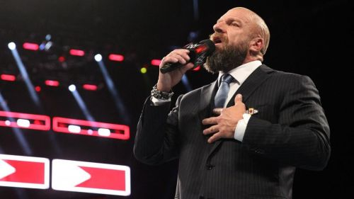 Triple H returned on a Raw that had some huge developments
