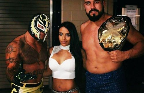 Image result for rey mysterio and almas