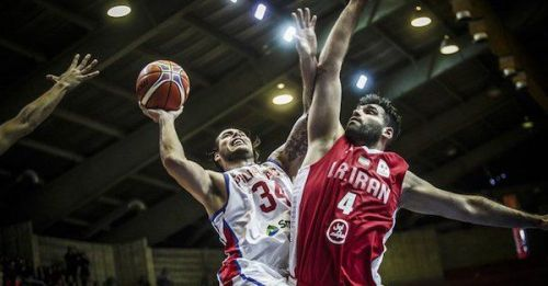 Christian Standhardinger battled the Iranian behemoths and came up with monster numbers