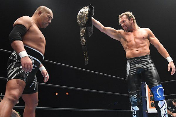 Omega and Ishii put together yet another instant classic
