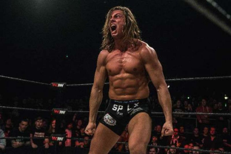Riddle is expected to feud with Kassius Ohno in NXT