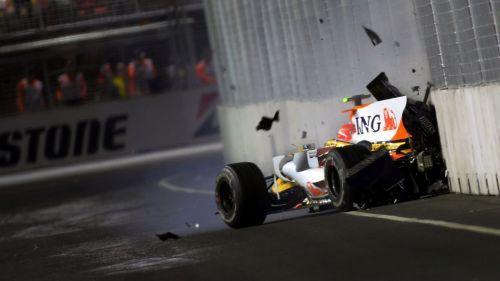 Piquet Jr. Crash