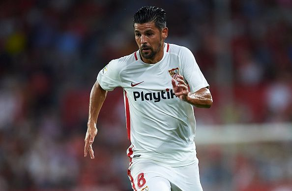 Sevilla v Ujpest - UEFA Europa League Second Qualifying Round: 1st leg