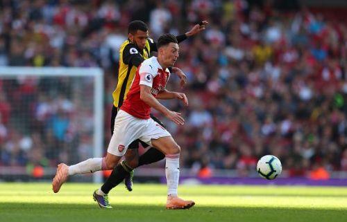 Arsenal FC v Watford FC - Premier League