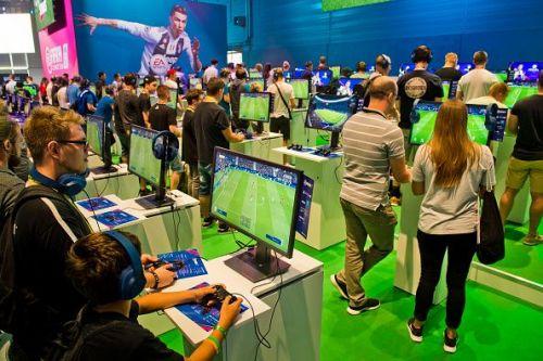 Gamescom 2018 Press Day