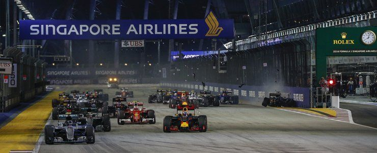 The Singapore Gp Is Back