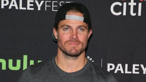 Stephen Amell is the star of Arrow