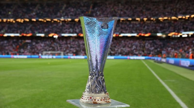 Image result for europa league trophy