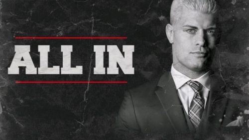 Cody Rhodes- The Masterm