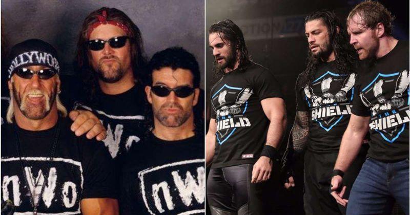 Hulk Hogan feels The NWO would decimate The Shield