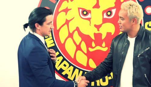 The Moment Okada brought CHAOS to New Japan!