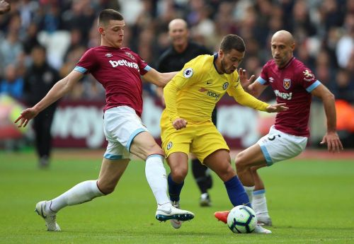 Chelsea were held to a 0-0 draw w