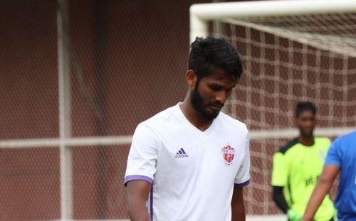 Alwyn George Pune City ISL