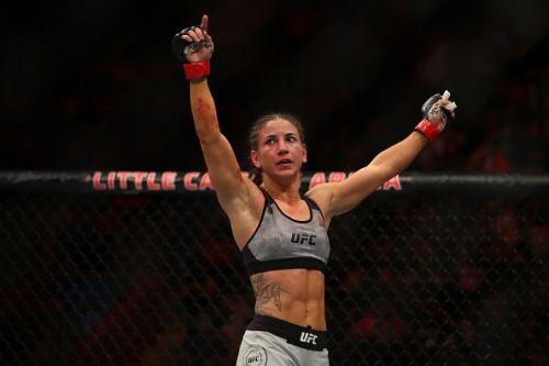 UFC 218: Torres v Waterson