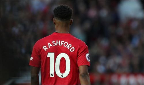 Marcus Rashford Phone Number