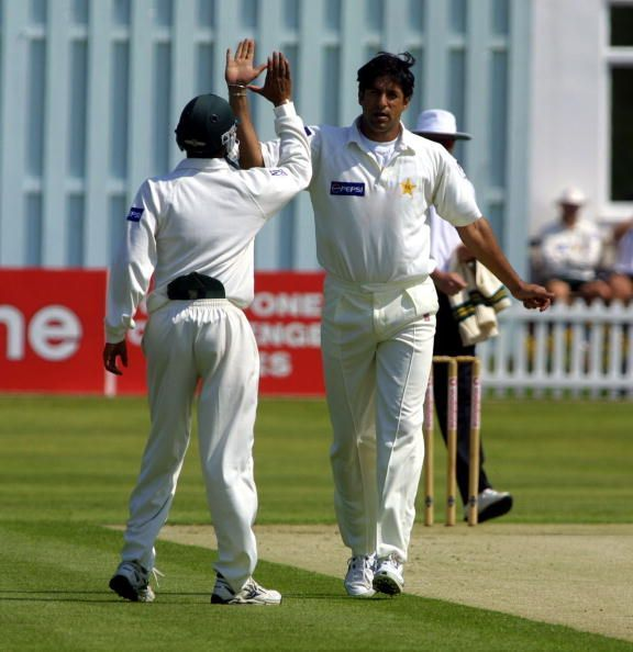 Leicestershire v Pakistan X