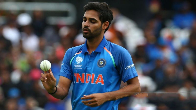 Image result for bhuvneshwar kumar