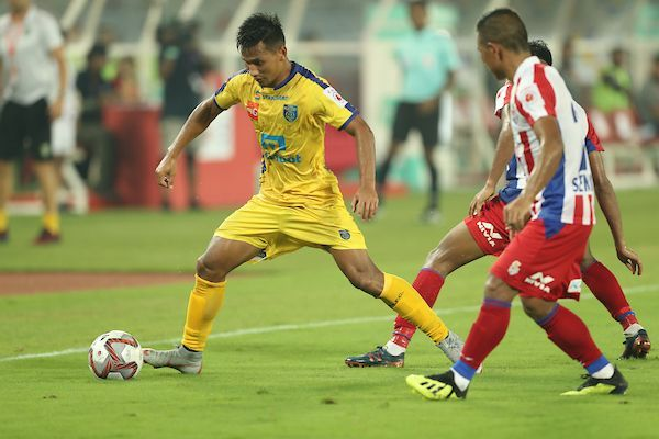 Balwant SIngh was missing in action [Image: ISL]