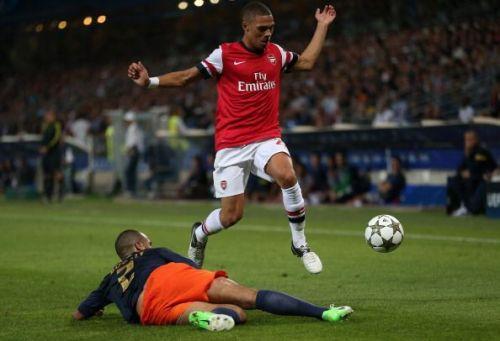 Montpellier Herault SC v Arsenal FC - UEFA Champions League