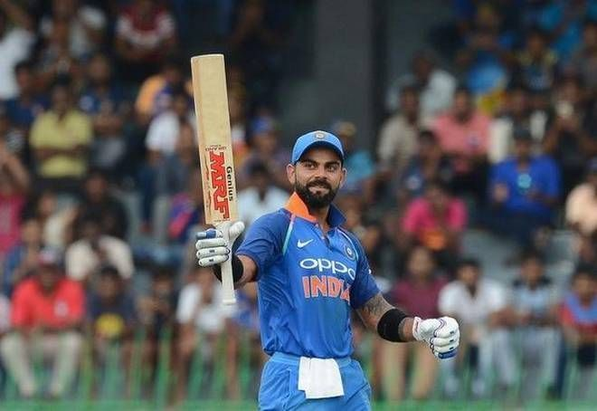 How many times did Virat fail to convert 90s into hundreds?
