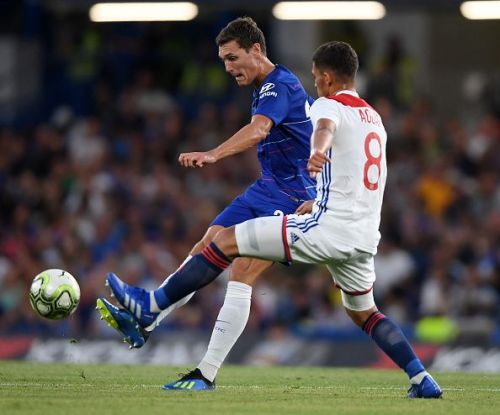 Chelsea v Olympique Lyonnais - Pre-Season Friendly