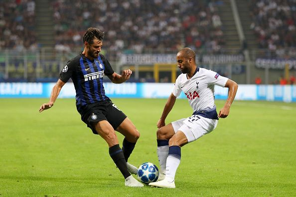 FC Internazionale v Tottenham Hotspur - UEFA Champions League Group B