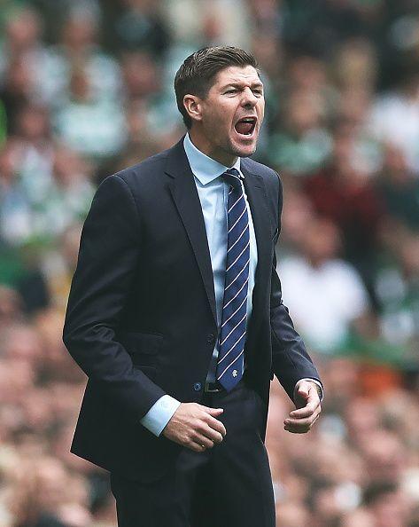 Celtic v Rangers -  Scottish Premier League