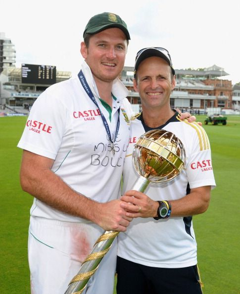 England v South Africa: 3rd Investec Test - Day Five