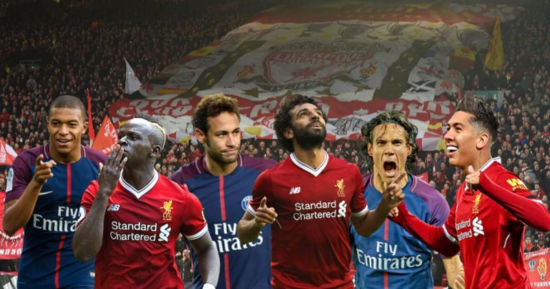 Image result for liverpool vs psg