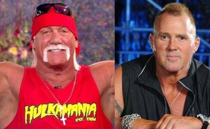 nuancer af bestil online god kvalitet WWE News: Hulk Hogan and Brutus
