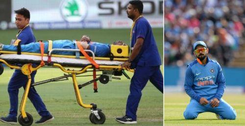 Injury news, Kohli and Gavaskar dominated the headlines