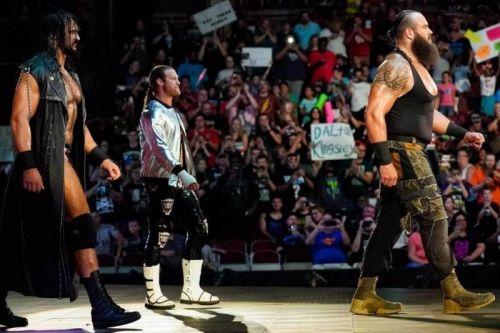 Braun Strowman Raw September 3