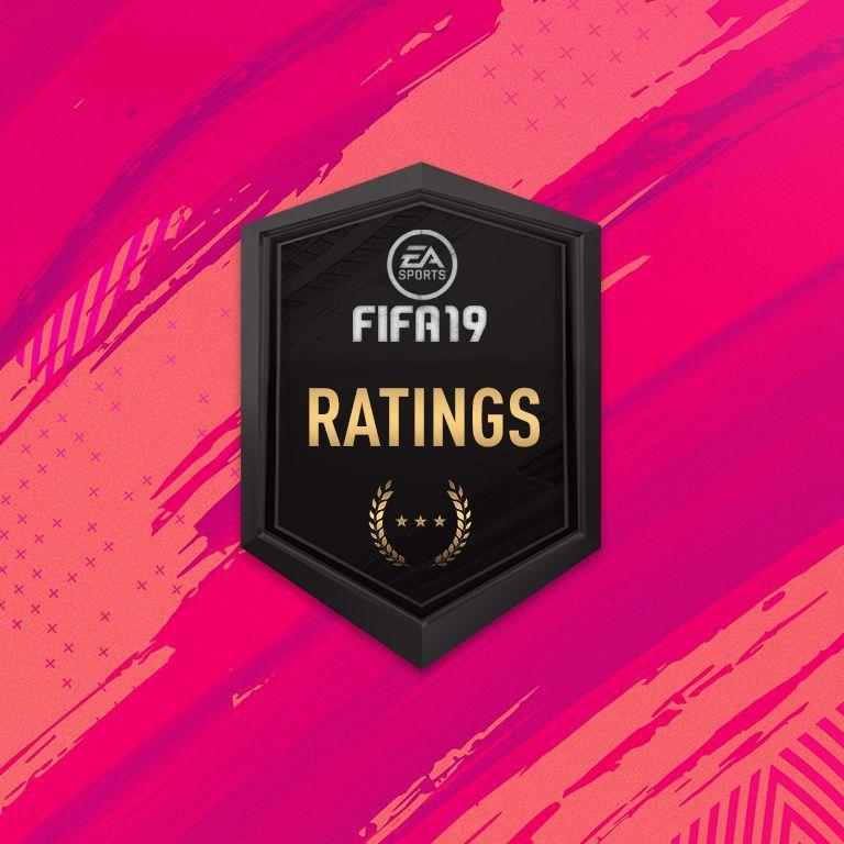 FIFA 19 Ratings reveal