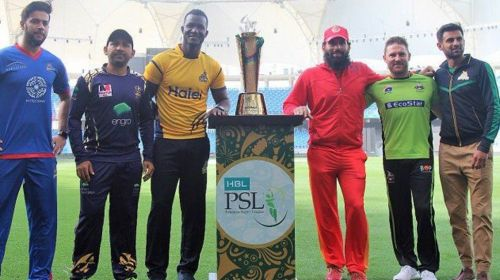 PSL 2019 dates announced