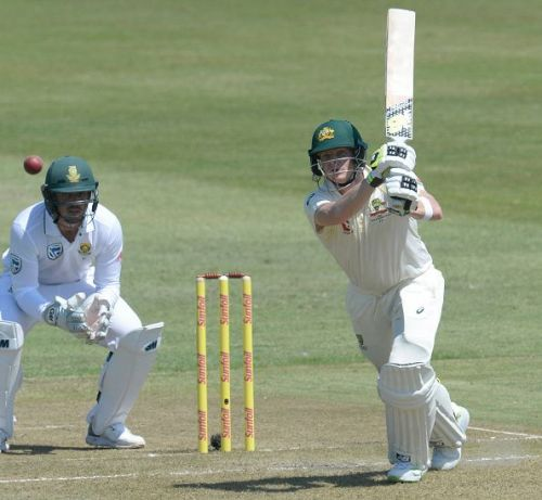 South Africa v Australia - 1st Test: Day 1