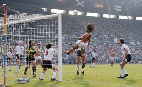 1988 Euro Championships England v Netherlands
