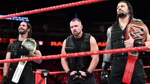 Is Dean Ambrose going to turn on his Shield team-mates?