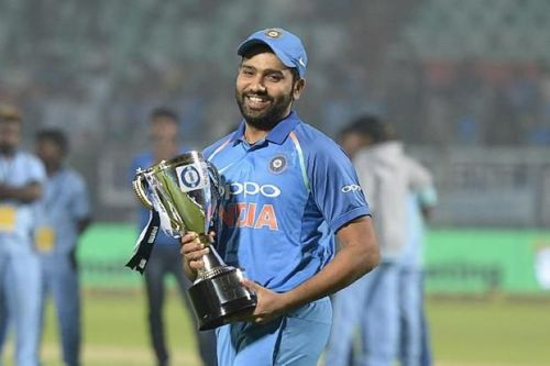Rohit Sharma at the door steps of glory