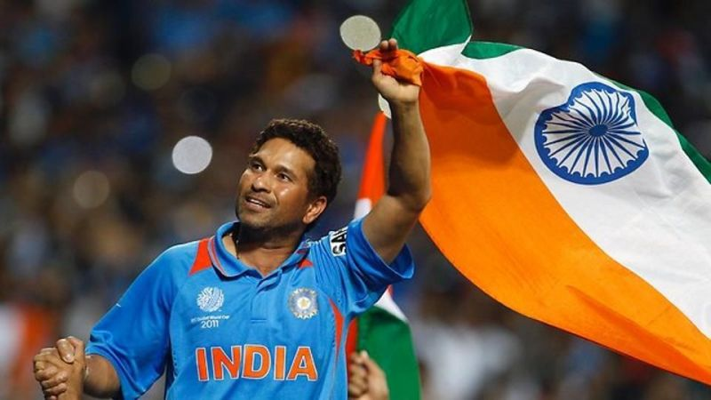 Sachin Tendulkar is an undisputed choice for Asia
