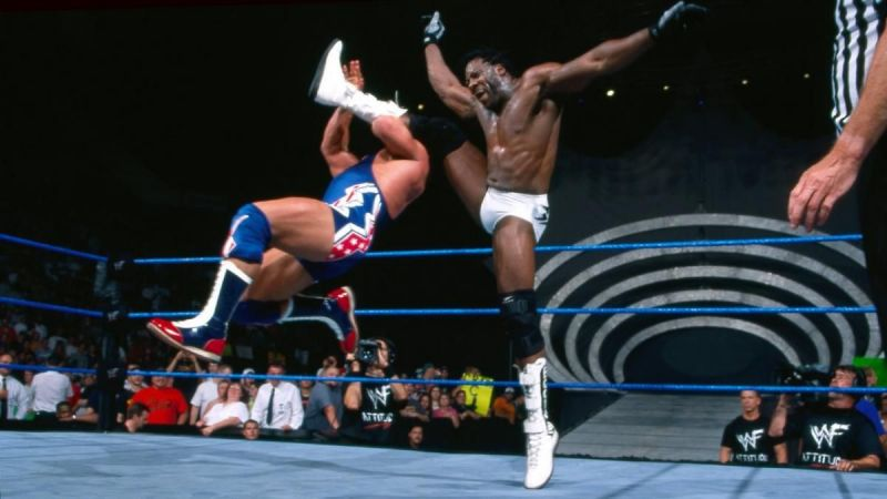Booker T had to prove himself once again to shine in the WWE...