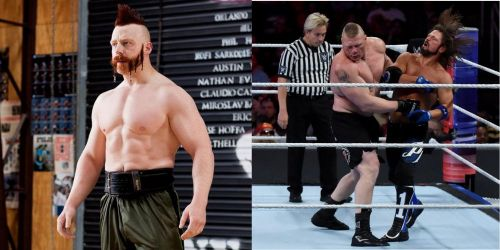 AJ Styles is set to appear on Sheamus' latest Celtic Warrior Workouts episode!