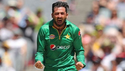 Junaid Khan finds a place in the squad