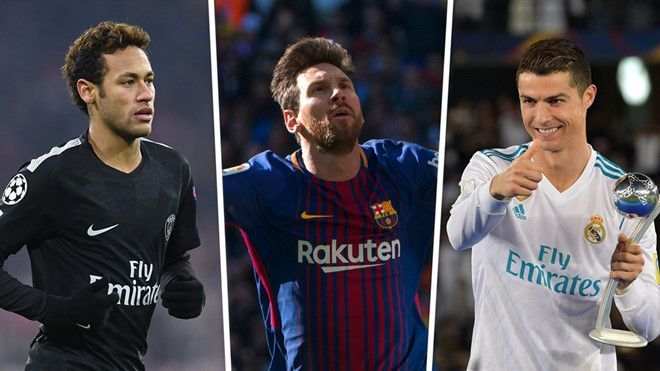 19504b16e Top 4 candidates to win The Best FIFA Men s Player Award in 2019