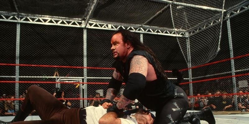 Undertaker opens up about Hell in a Cell match with The Undertaker