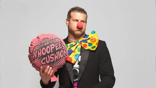 Dolph Ziggler works as a comedian outside of WWE