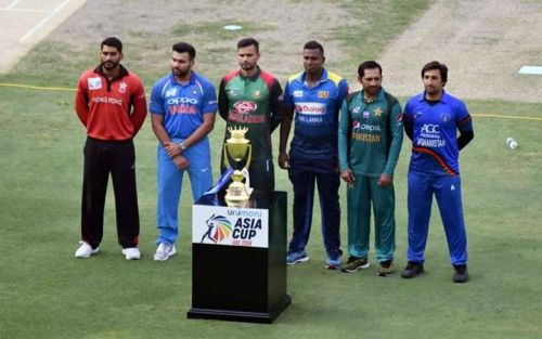 *Asia Cup 2018 - Group A Preview