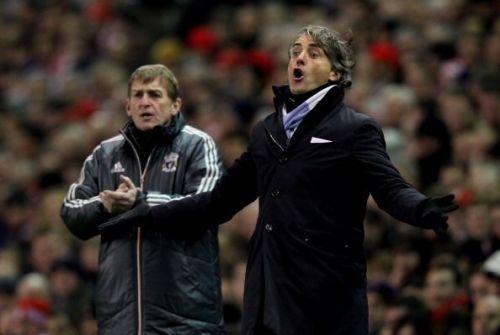 Liverpool v Manchester City - Carling Cup Semi Final Second Leg
